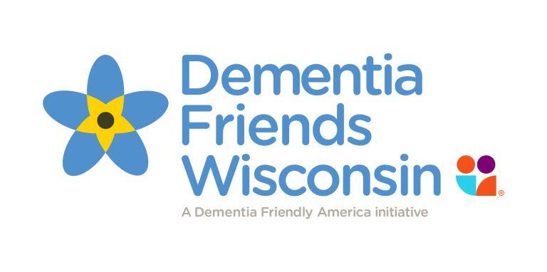 Dementia friends wi logo